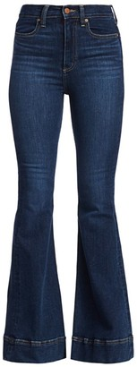 Alice + Olivia Beautiful High-Rise Bell Bottom Jeans