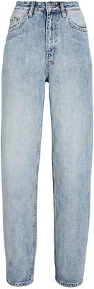 Ksubi Playback Straight-Leg Jeans