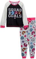 Komar Monster High Squad Goals Pajama Set (Big Girls)