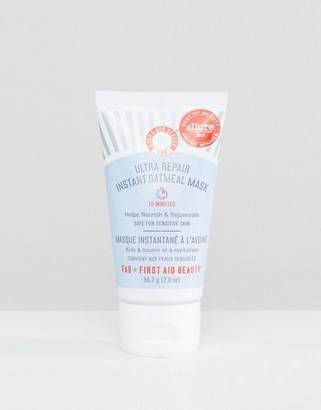 First Aid Beauty Ultra Repair Instant Oatmeal Mask 2.0 oz-No Color