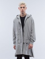 Lad Musician T-Cloth Layered Hoodie