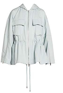 Stella McCartney Women's Caban Cotton Cargo Jacket