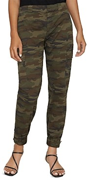 Sanctuary Camo Cargo Jogger Pants