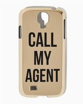 Charming charlie Call My Agent Galaxy S3, S4 Phone Case
