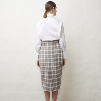 A Line Clothing A-line Clothing - Tailored High-Waisted Skirt