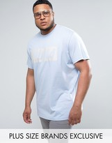 Puma Plus Vintage Speed T-shirt In Blue Exclusive To Asos