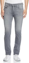Paige Lennox Super Slim Fit Jeans in Grey Legend - 100% Bloomingdale's Exclusive