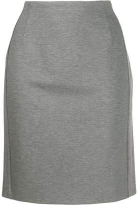Escada Sport mid-rise pencil skirt