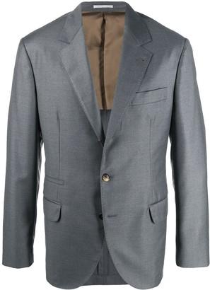 Brunello Cucinelli Wool Suit Jacket