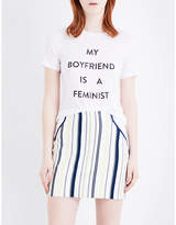 Prabal Gurung My boyfriend is a feminist jersey T-shirt