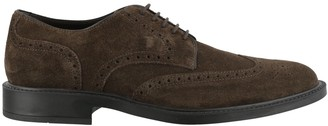 Tod's Lace-Up Brogue Shoes