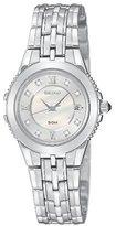 Seiko Women's SXDA53 Le Grand Sport Diamond Watch