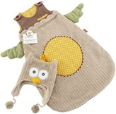 Baby Aspen Snuggle Sack and Cap - Multicolor - One Size