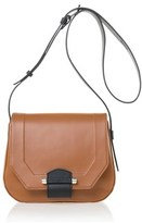 Joanna Maxham Enigma Crossbody Bag Cognac.