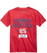 Tommy Hilfiger Big Boys Graphic-Print Cotton T-Shirt