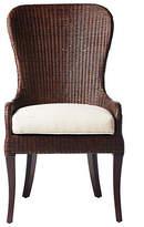 Selamat Eleanor Rattan Side Chair - Clove/Ivory