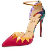 Christian Louboutin Pointed-Toe High Heels