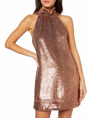 C/Meo Women's Illuminated Ss Dress