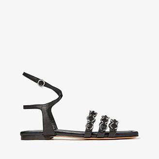 3.1 Phillip Lim Alyse Slipper Sandal (Black) Women's Shoes
