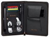 Ted Baker Voyager's Lifestyle Organizer Travel Wallet - Black