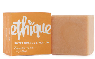 Éthique Sweet Orange & Vanilla Creme Bodywash Bar 110G