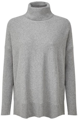 Tog 24 Alana Womens Light Roll Neck Jumper