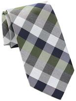 Ben Sherman Silk Plaid Tie