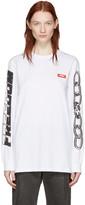 032c White Chains Graphic T-Shirt