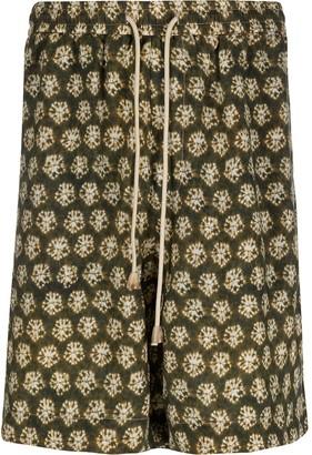 Nanushka Doxxi boxer style shorts
