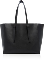 Valextra Soft XL Leather Tote