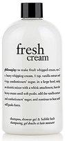 philosophy Fresh Cream Shampoo, Shower Gel, & Bubble Bath 16-Oz.