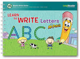 Leapfrog Mr. Pencil Learn to Write Letters Activity Set