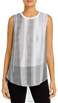 Go Silk Go by Go Double-Layer High/Low Tank