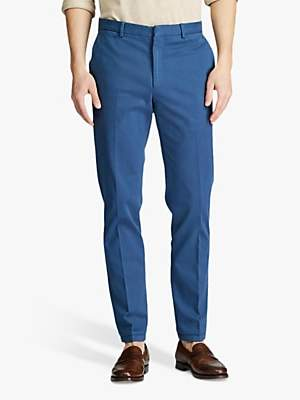 Ralph Lauren Polo Stretch Chino Trousers, Slate Blue