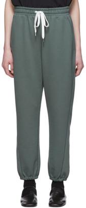 MAX MARA LEISURE Grey Lembi Lounge Pants