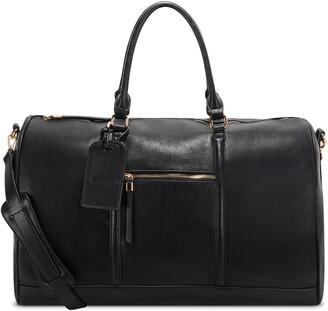 Sole Society Devon Faux Leather Duffle Bag