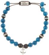 Steve Madden Translucent Beaded Bracelet