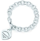 Tiffany & Co. & Co. Return to Heart Tag Bracelet