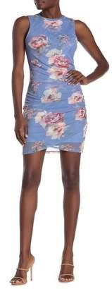 Free Press Mesh Tank Sheath Dress