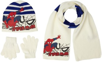 Marvel Boy's Spiderman Hat
