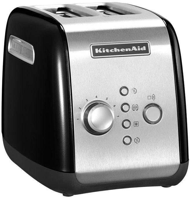 KitchenAid 2-slot Toaster Black