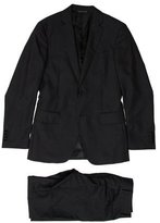 John Varvatos Wool Two-Piece Suit