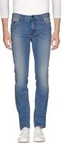 Henry Cotton's Denim pants - Item 42555640