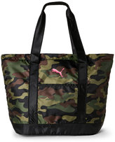 Puma Camouflage Print Molly Tote