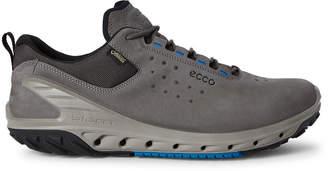 Ecco Dark Shadow Biom Venture GTX Hiking Sneakers