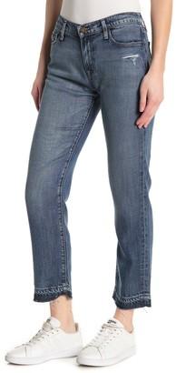 Fidelity Axl Girlfriend Cropped Jeans