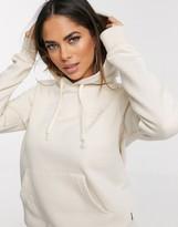 Converse Star Chevron logo cream hoodie