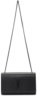 Saint Laurent Black Medium Kate Bag