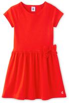 Petit Bateau Girls short-sleeved dress