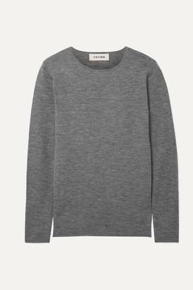 Melange Home Cefinn - Freda Wool Sweater - Gray